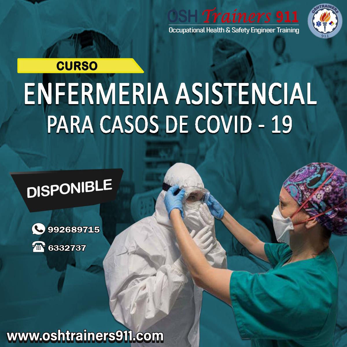 ENFERMERÍA ASISTENCIAL PARA COVID-19